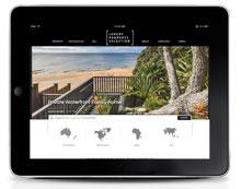 Luxury property selection Marketing