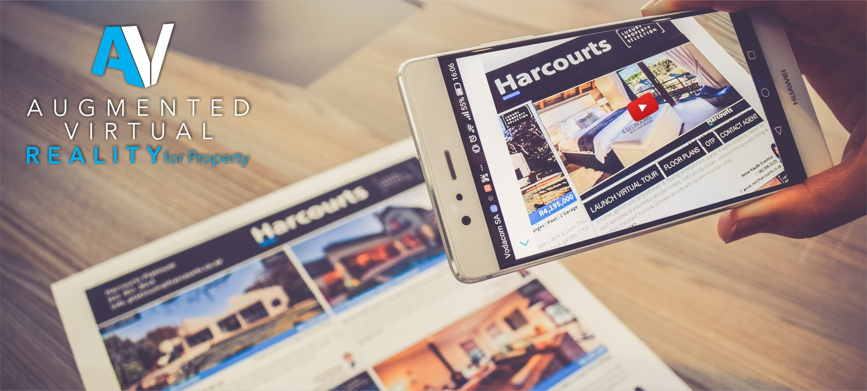 Innovative South African real estate technology