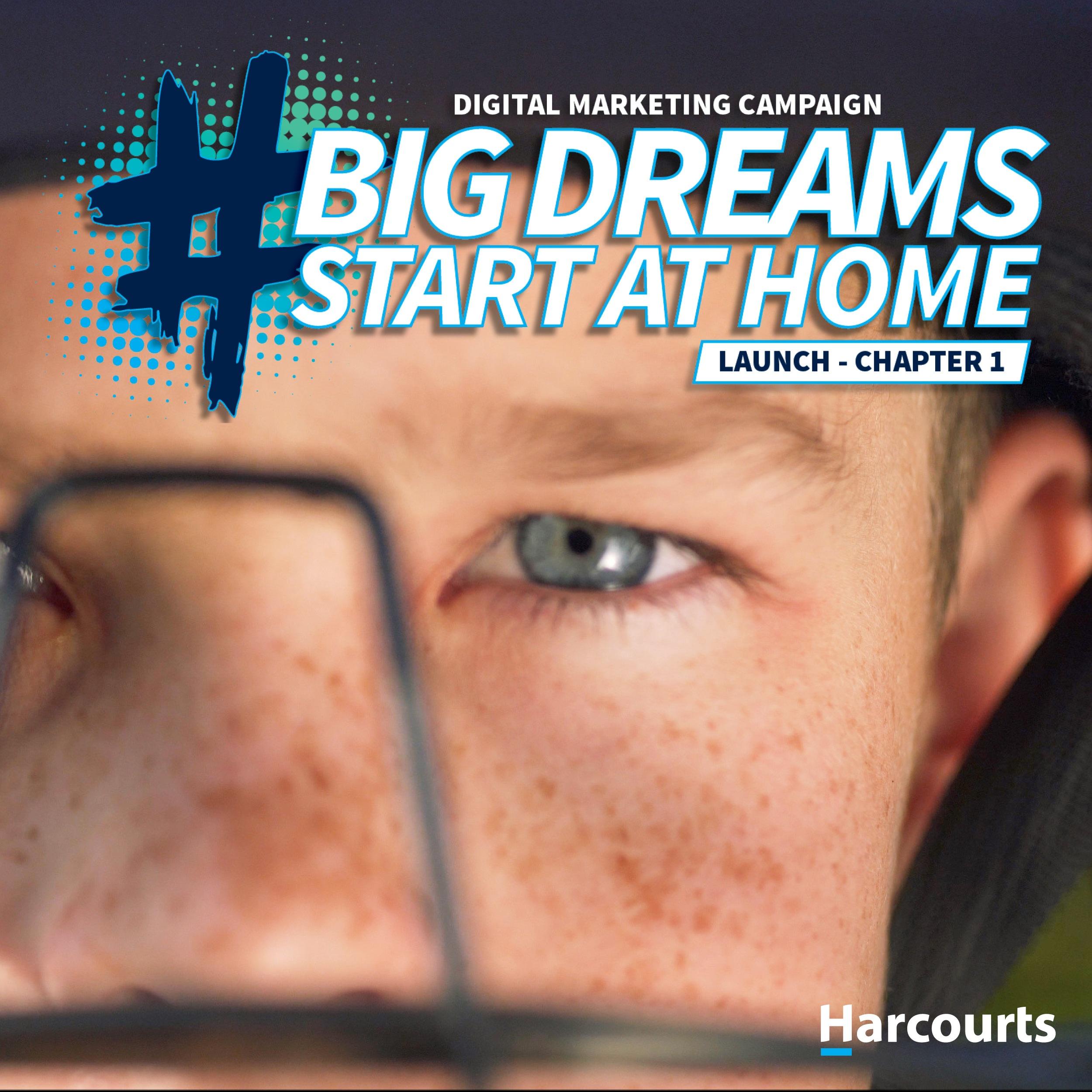 Big Dreams Start at Home   Cricketer